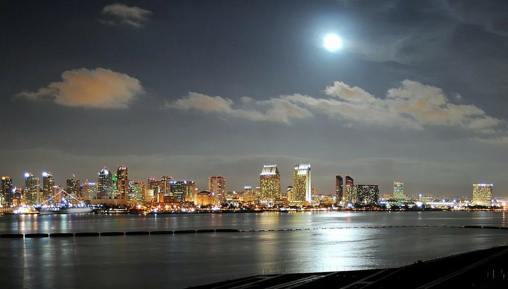 San Diego Hafen, Roadtrip, USA, USS Midway;